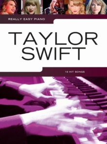 Really Easy Piano : Taylor Swift, Paperback Book