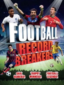 Football Record Breakers, Paperback Book