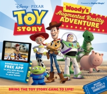 Toy Story - Woody's Augmented Reality Adventure, Hardback Book