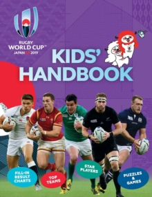 Rugby World Cup 2019 TM Kids' Handbook, Paperback / softback Book
