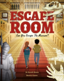 Escape Room - Can You Escape the Museum? : Can you solve the puzzles and break out?