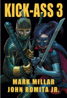 Kick-Ass 3, Hardback Book
