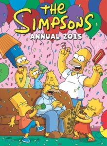 The Simpsons Annual 2015, Hardback Book