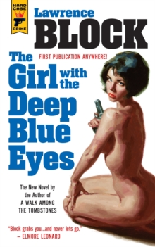 The Girl with the Deep Blue Eyes, Paperback Book