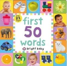 First 50 Words, Board book Book