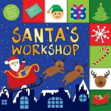Santa's Workshop, Board book Book
