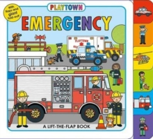 Playtown: Emergency, Board book Book