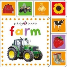 Mini Tab Farm, Hardback Book