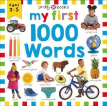 My First 1000 Words, Board book Book