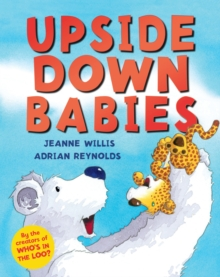 Upside Down Babies, Paperback Book
