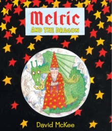 Melric and the Dragon, Hardback Book