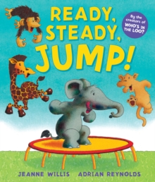 Ready, Steady, Jump!, Paperback Book