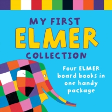 My First Elmer Collection, Mixed media product Book