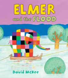 Elmer and the Flood, Paperback Book