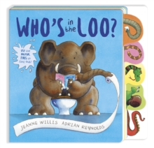 Who's in the Loo?, Board book Book