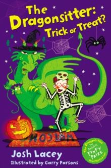 The Dragonsitter: Trick or Treat?, Paperback Book