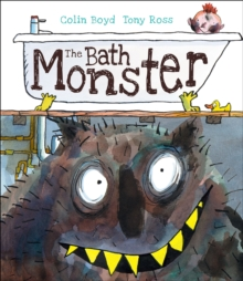 The Bath Monster, Paperback Book