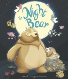 The Night Bear, Hardback Book