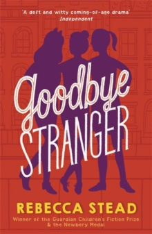 Goodbye Stranger, Paperback / softback Book