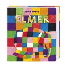 Elmer : Board Book