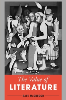 The Value of Literature, Paperback / softback Book