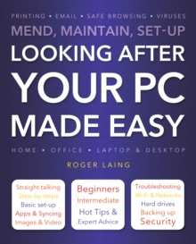 Looking After Your PC Made Easy, Paperback Book