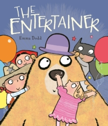 The Entertainer, Hardback Book