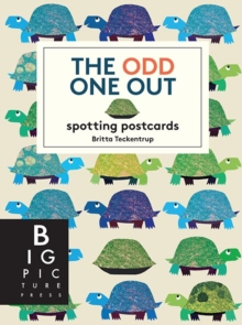 The Odd One Out, Board book Book