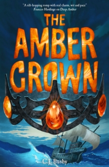 The Amber Crown, Paperback Book