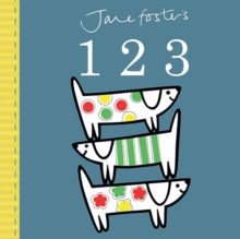 Jane Foster's 123, Board book Book