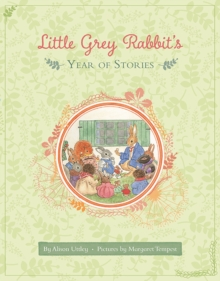 Little Grey Rabbit's Year of Stories, Hardback Book