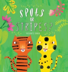 Spots or Stripes?, Paperback Book