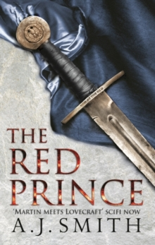 The Red Prince, Hardback Book