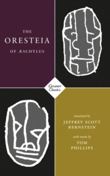 The Oresteia of Aeschylus, Paperback / softback Book