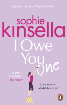 I Owe You One : The Number One Sunday Times Bestseller, Paperback / softback Book