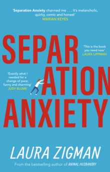 Separation Anxiety : An uplifting novel about life in all its messy glory, Paperback / softback Book