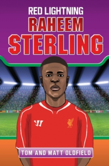 Raheem Sterling : Young Lion, Paperback Book