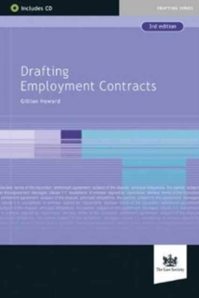 Drafting Employment Contracts, Mixed media product Book
