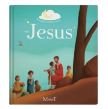 Beautiful Bedtime Stories with Jesus, Hardback Book