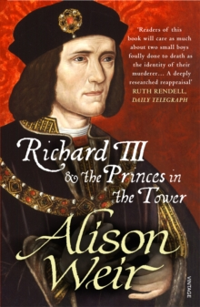 Richard III and the Princes in the Tower, Paperback Book