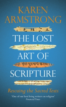 The Lost Art of Scripture, Paperback / softback Book