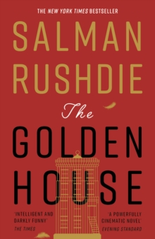 The Golden House, Paperback / softback Book