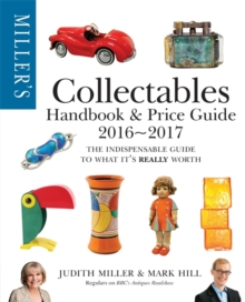 Miller's Collectables Handbook & Price Guide 2016-2017, Paperback Book