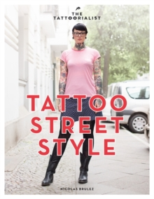 Tattoo Street Style, Paperback Book