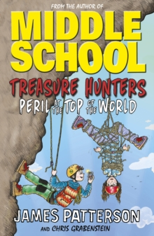 Treasure Hunters: Peril at the Top of the World, Paperback Book