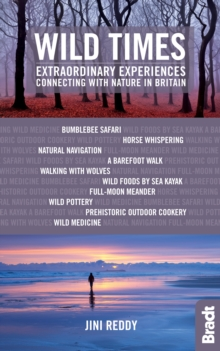 Wild Times : Extraordinary Experiences Connecting with Nature in Britain, Paperback Book