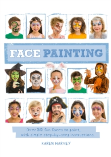 Face Painting, Hardback Book