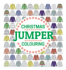 Christmas Jumper Colouring