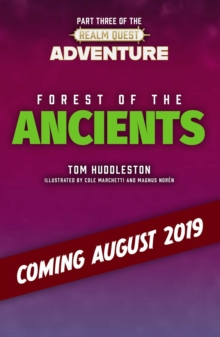 Forest of the Ancients, Paperback / softback Book