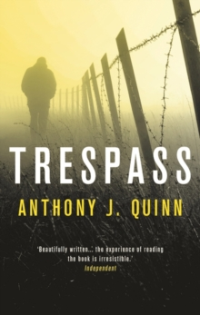 Trespass, Hardback Book